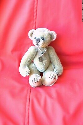 """Charlie Bears """"Snippet"""" minimo retired"""