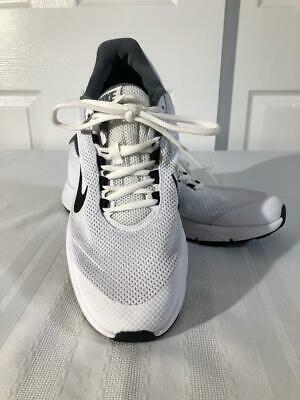 Nike run all day men's running shoes athletic gray size 9.5
