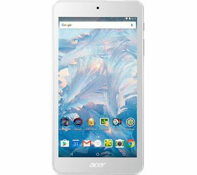 """ACER Iconia One B1-790 7"""" Tablet-16GB-White Android 6.0-GradeB"""