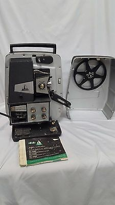 Vintage Tower Super Automatic 8 Projector with Manual Model 584-928020