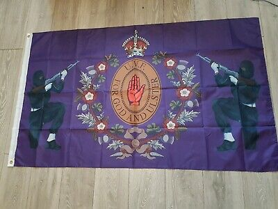 Ulster Volunteers 36th ulster division WW1 Battle Honours loyalist Flag 3X5 ft