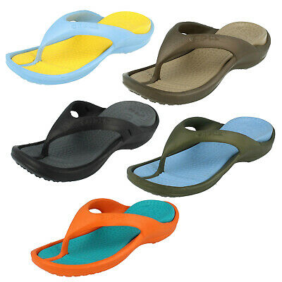 Kids Slip On Toe Post Sandal By Crocs KIDS ATHENS £6.99