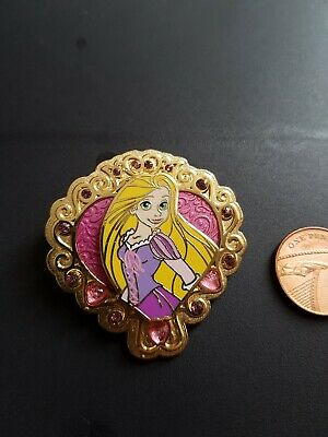 Disney Pin Badge Princess Rapunzel Tangled