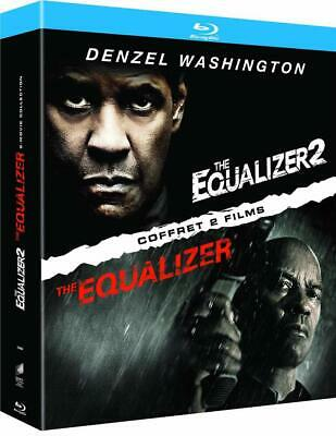 Equalizer  1 + 2   Blu-Ray  Coffret  Neuf Sous Blister