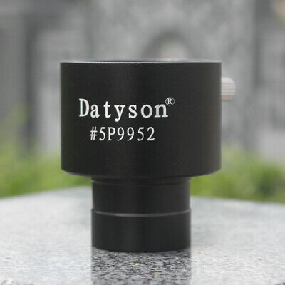 """Adapter 0.965 """"to 1.25"""" 24.5 mm to 31.7mm Telescope Eyepiece Durable New 2018"""