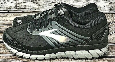 14b21c6d26750 BROOKS MENS BEAST '18 Grey/Navy/White Running Shoes Size 16 (4E ...