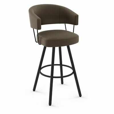 Enjoyable Amisco Corey 27 5 In Swivel Counter Stool 379 80 Picclick Bralicious Painted Fabric Chair Ideas Braliciousco