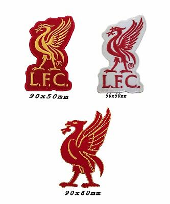LIVERPOOL - LFC - MY CLUB  MY HOME  MY FAMILY  MY LIFE Iron on  sew on patch