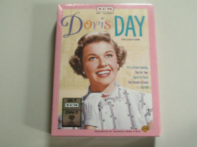 Doris Day Collection -5 Dvd Box Set-Region 1-New Sealed-5 Movies