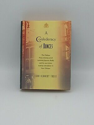 A Confederacy of Dunces by John Kennedy Toole (Wings Books Hardcover, 1996)