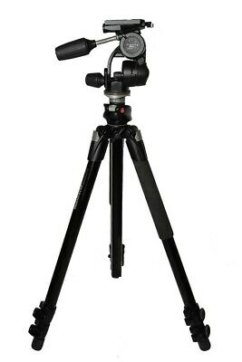 Manfrotto 055XPROB tripod including 808RC4 Head