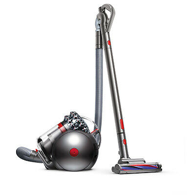 DYSON DC-54 Cinetic Big Ball Animal Pro Bagless Cyclonic Vacuum Cleaner SILVER