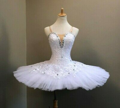 Classical Ballet tutu -- Performance quality in white