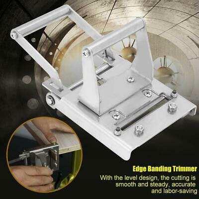 Stainless Steel Portable End Mill Edge Banding Trimming Machine