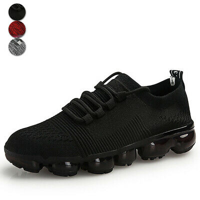 Men Sneakers Fashion Shockproof Trainers Casual Running Training Shoes Big Size