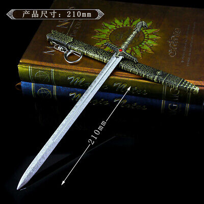1:6 1/5 Oathkeepe sword Game of Thrones weapon from ICE SWORD Brienne of Tarth