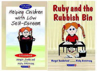 Helping Children with Low Self-Esteem & Ruby and the Rubbish Bin: Set by...