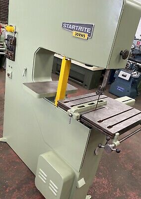 Startrite 14RF Vertical Bandsaw With Band Welder