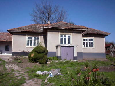 Solid Village House + LAND for Further Renovation Property in Bulgaria For Sale