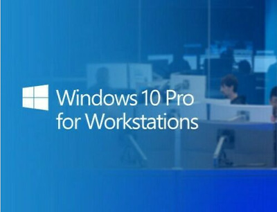 Windows 10 Pro Workstation 32/64-bit Activation product key code / license key