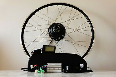 kit vélo électrique 350W avec batterie 36V 12ah, e-bike wheel 350W with battery