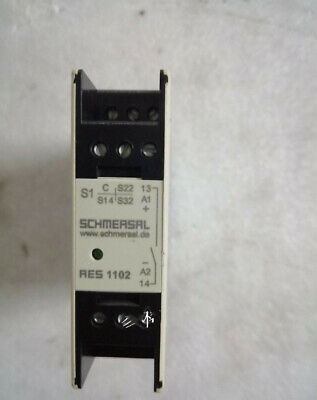 1pcs Used Schmersal Relay AES 1102