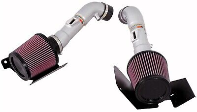 K&N Filters 69-7071TS Typhoon Short Ram Cold Air Induction Kit Fits 07-08 350Z