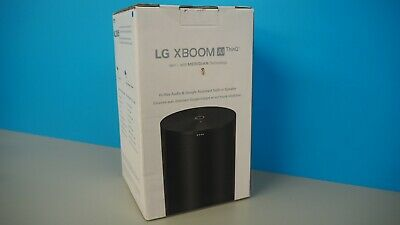 Lg Thinq Speaker Wk7 With Meridian Technology (Ml3005)