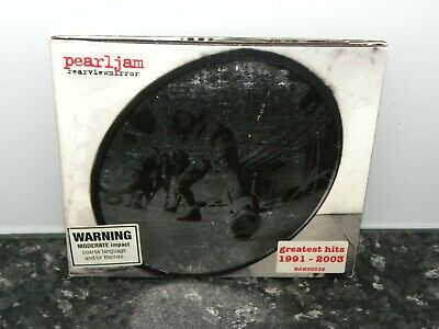PEARL JAM - Rearviewmirror CD - Acceptable