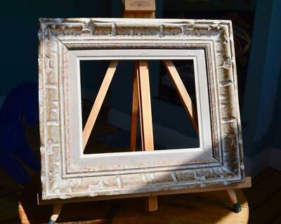 """Superb Vintage Mid-Century Picture Frame 9.5"""" X 8"""" Rebate Modern French Abstract"""