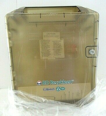 *** BD Sharps Container with KEY