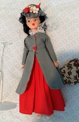 Mary Poppins Super Rare Tammy Canadian reliable doll. 1960's.