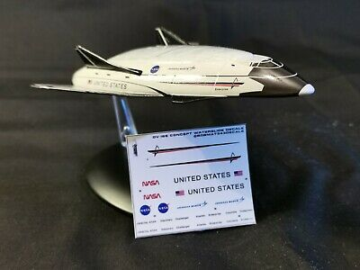 Star Trek Starships Collection EAGLEMOSS OV-165 Concept Water-slide Decals
