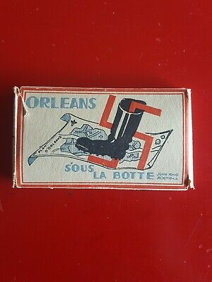 Lot Photos(24)Allemand Ww2 Orleans Occupation