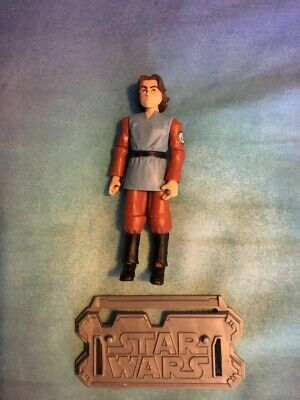 Star Wars Clone Wars Young Boba Fett Loose Complete Rise Of Boba Fett Tru Oop
