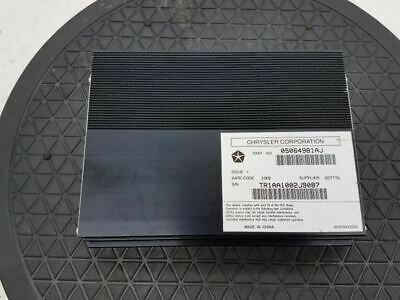 11-14 300  Radio Amplifier 506 Watt Opt Rfd