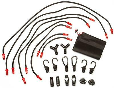 Ring RLS9 Bungeeclic 22 Piece Set With 8 Cords, 14 Connectors And Case, Ideal