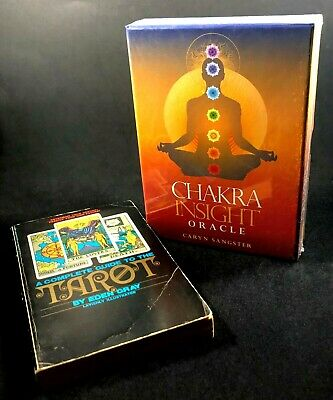 Complete Guide to the Tarot + Sealed Chakra Insight Oracle THIRD EYE Prediction
