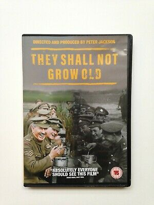 They Shall Not Grow Old_Dvd 2018