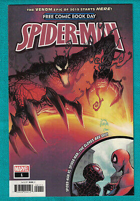 Spider-Man 2019 Free Comic Book Day First Appearance Of Absolute Carnage FCBD