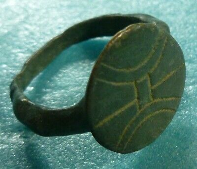 Ancient Bronze Age Ring   Ar2.5
