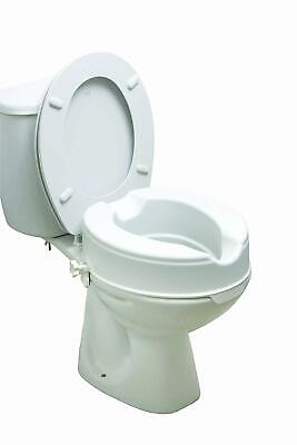 Drive 6 Inch Raised Toilet Seat Without Lid