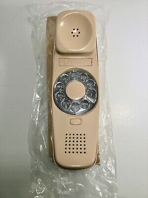 Western Electric NOS Telephone Rotary Dial Trimline Handset 220A-60 LT Beige