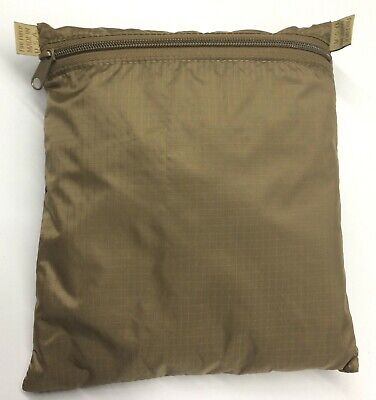 Military Style Nylon Rip Stop Backpack Cover Made in USA USMC Coyote Brown
