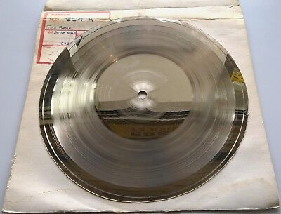 Pink Floyd Dark Side Of The Moon Set Of Two Mother Plates 1988 Australian Tour I