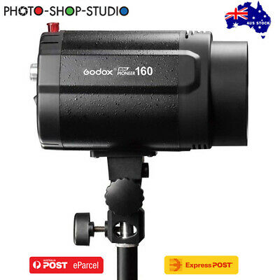 AU STOCK *Godox 160Ws Studio Flash MINI PIONEER (Mini/Universal)