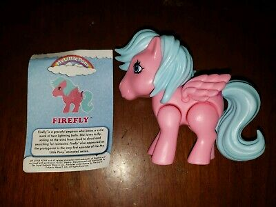 The loyal subjects Firefly My Little Pony figure 80s classic