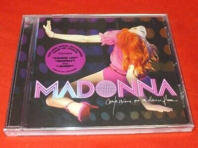 Confessions on a Dance Floor by Madonna  CD