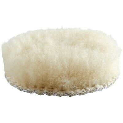 Milwaukee Replacement Lambs Wool Polishing Pad 95mm for M12 BPS 4932430838