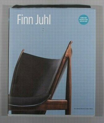 Finn Juhl Furniture Architecture Applied Art, Esbjorn Hiort 1990